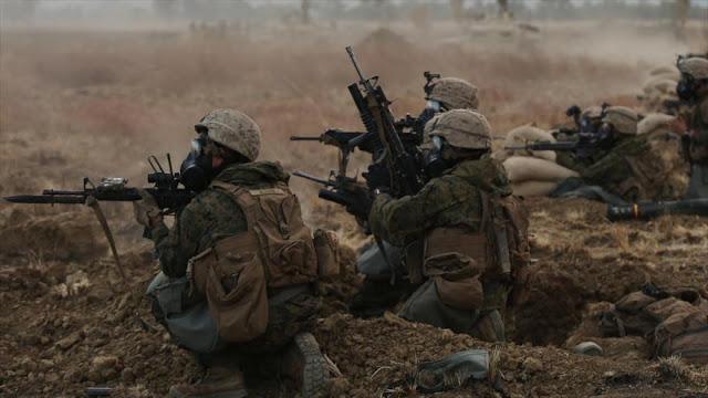 OTAN enviará 4000 soldados más a la frontera con Rusia