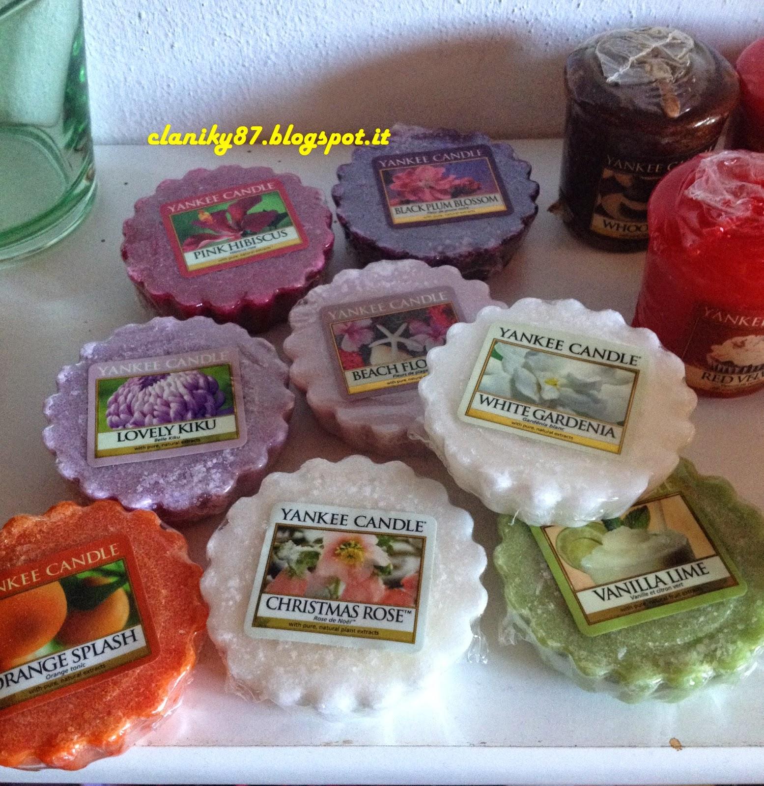 Cosmesi make up shopping yankee candles tutto su for Brucia essenze ikea