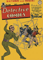 Detective Comics #140 cover. First appearance of the Riddler