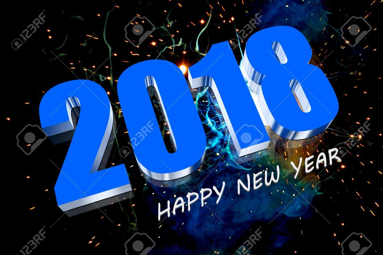 Happy new year greetings 2018 new year 2018 greetings card for free happy new year 2018 images kristyandbryce Image collections