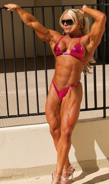 Bentot strong woman top strong woman lisa cross female - Lisa cross fbb ...