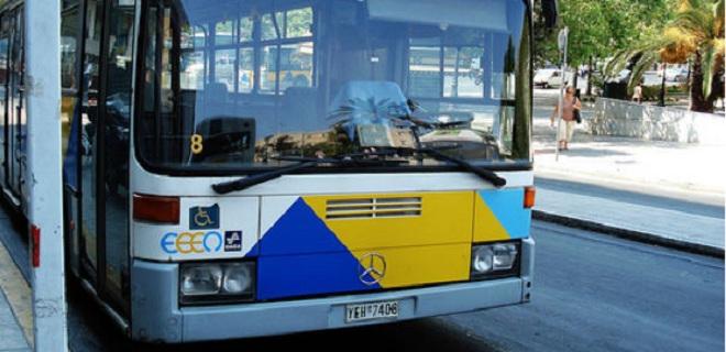 Τέλος στη λαθρεπιβίβαση – Από την μπροστινή πόρτα η επιβίβαση σε λεωφορεία και τρόλεϊ από Δευτέρα