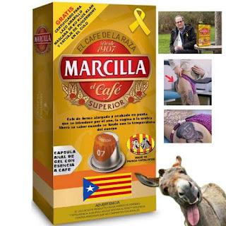 Marcilla , café , raza superior, catalana