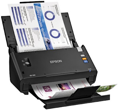 Epson WorkForce DS-510N Driver Download