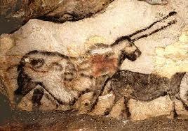 pitture del paleolitico, ricerca per la scuola