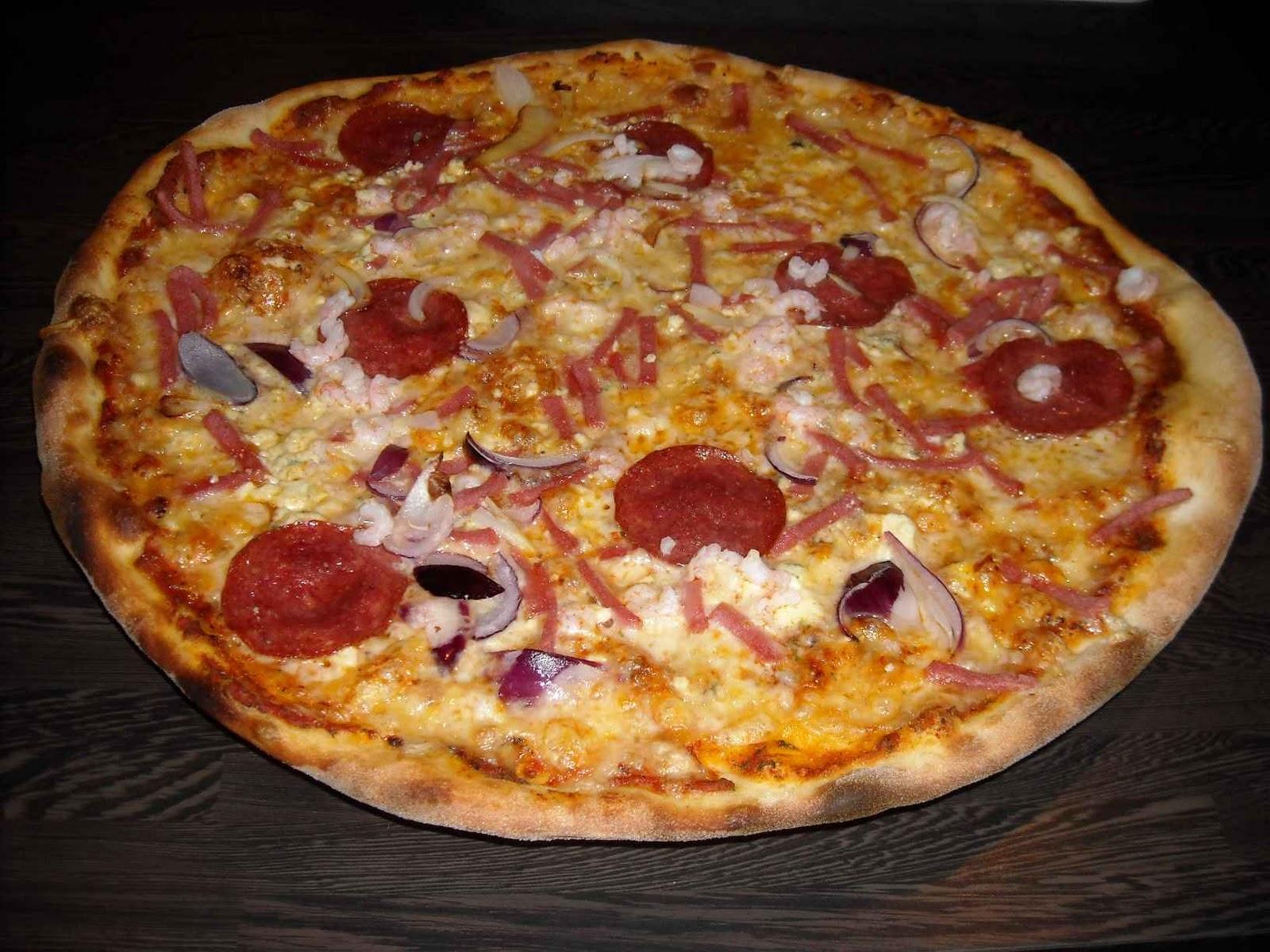 Pizzan Paikka