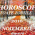Horoscop noiembrie 2016 - Toate zodiile