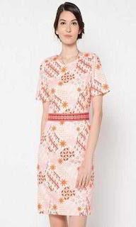 Model Baju Batik Casual Pria