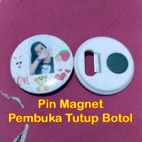 souvenir pin magnet
