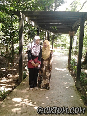 With my ex-student :)