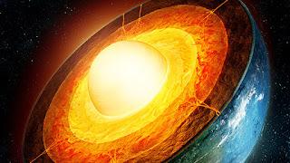 núcleo tierra