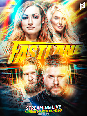 WWE Fastlane 2019 Custom HD Latino 5.1
