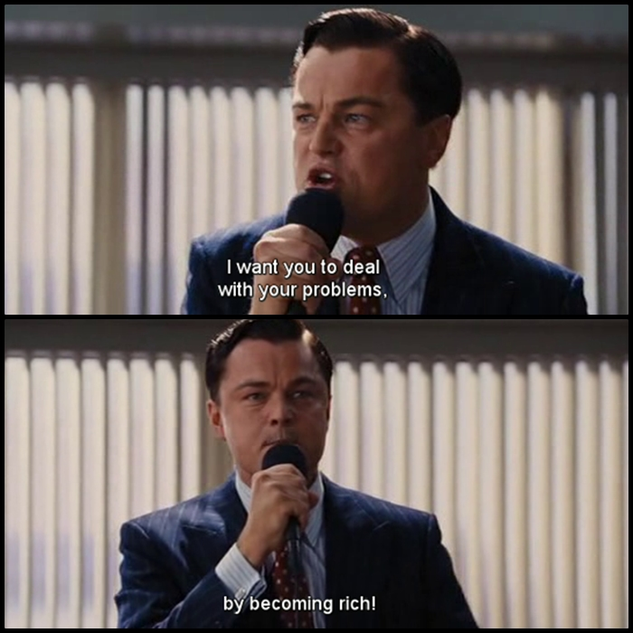 Wall Street Quotes: The Wolf Of Wall Street Movie Quotes