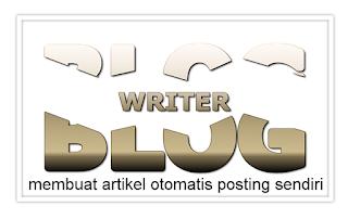 membuat artikel otomatis posting sendiri
