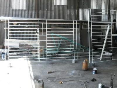 las aluminum daerah Bandung Jawa Barat