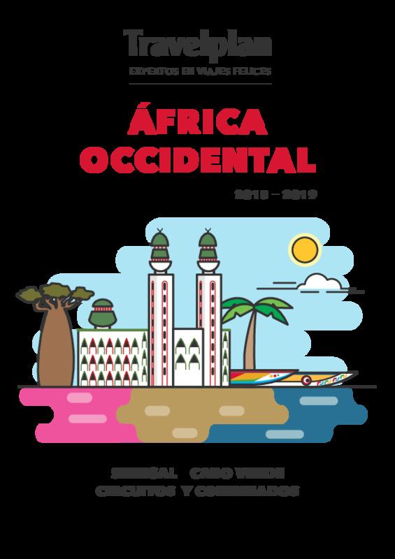 Catálogo Travelplan Circuitos África 2018