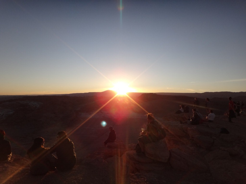 Atacama Vale da Lua e Vale da Morte