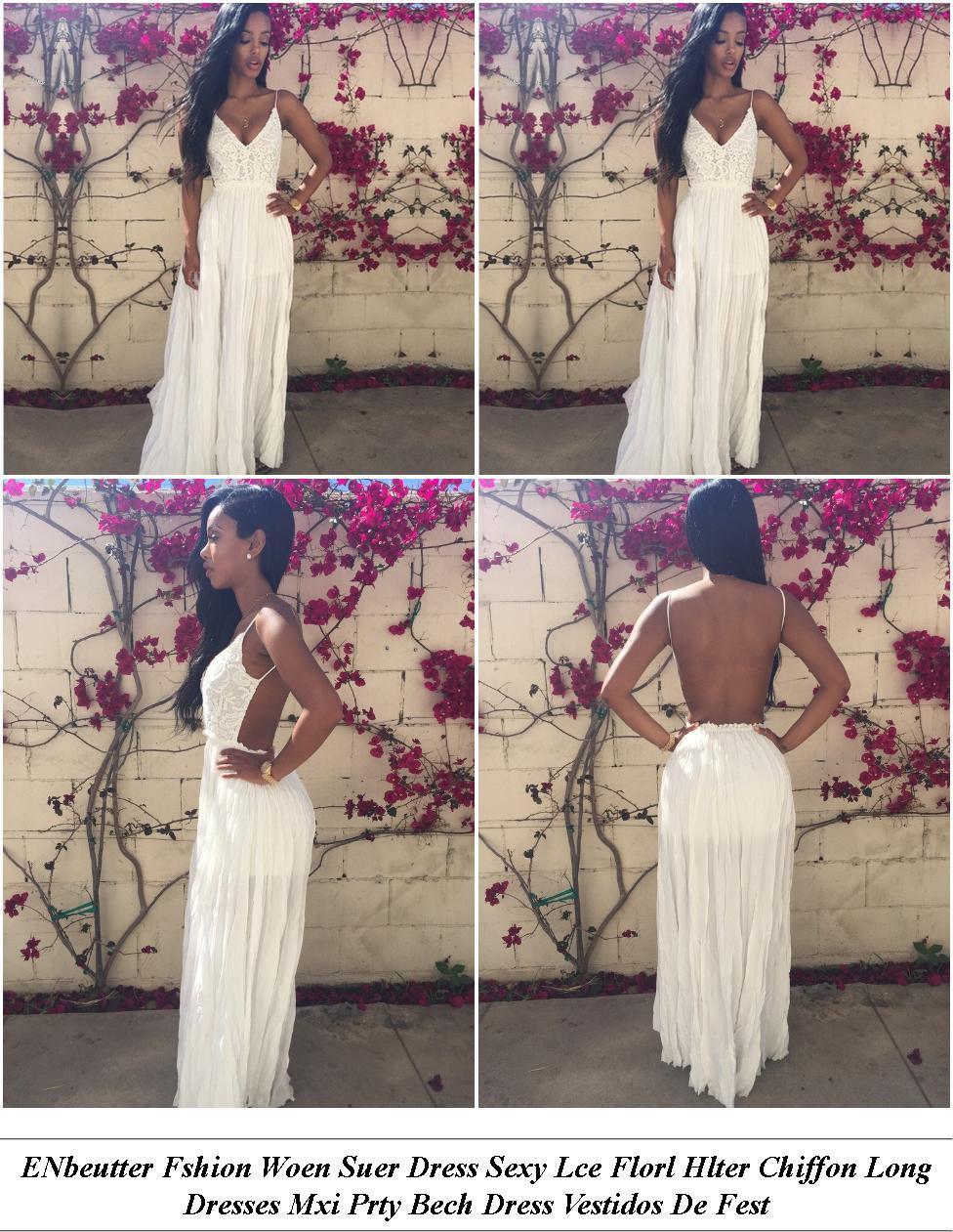 Summer Dresses For Women - On Sale - Black Dress - Cheap Designer Clothes Womens