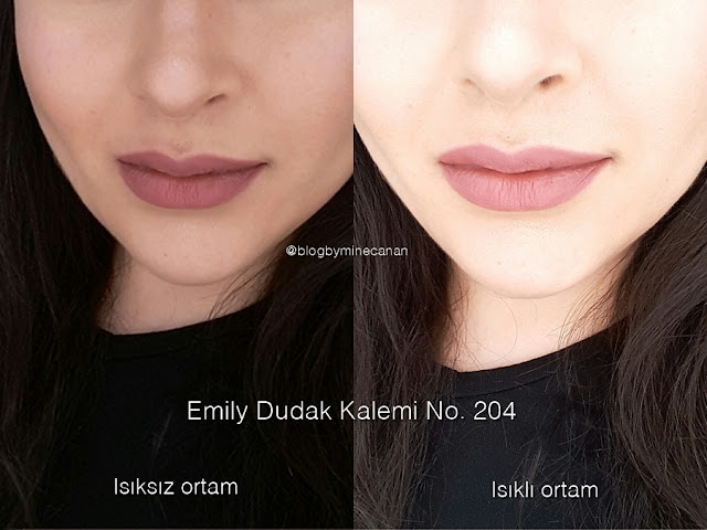 Emily Dudak Kalemi 204 & 217 Numara