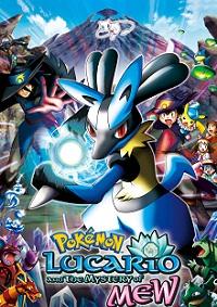 Pelicula 1-Temporada 8-Pokémon-Lucario Y El Misterio De Mew -latino