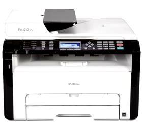 Printer Ricoh SP 210SF Driver Download