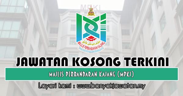 Jawatan Kosong 2019 di Majlis Perbandaran Kajang (MPKj)
