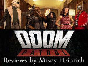 Doux Reviews Doom Patrol