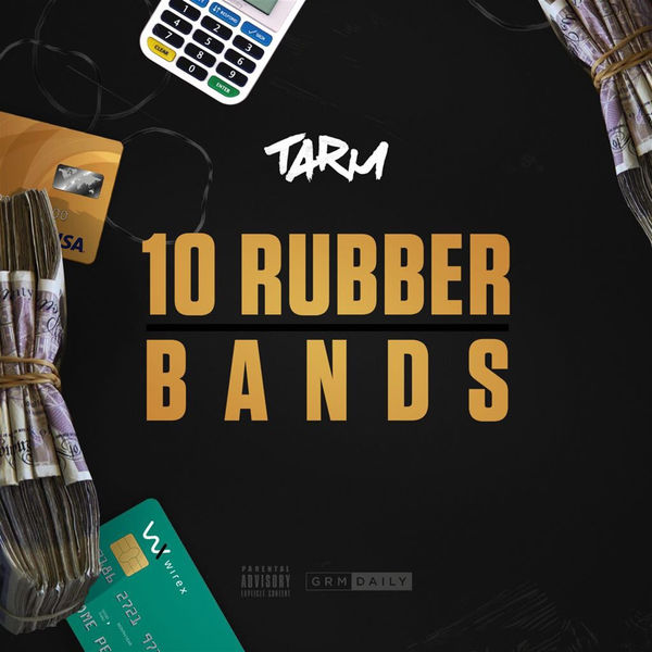 Tarm - 10 Rubber Bands - Single Cover