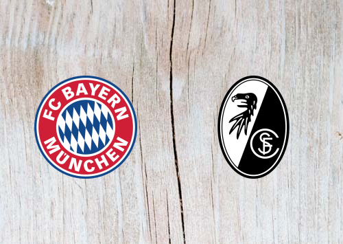 Bayern Munich vs Freiburg Full Match & Highlights 03 November 2018