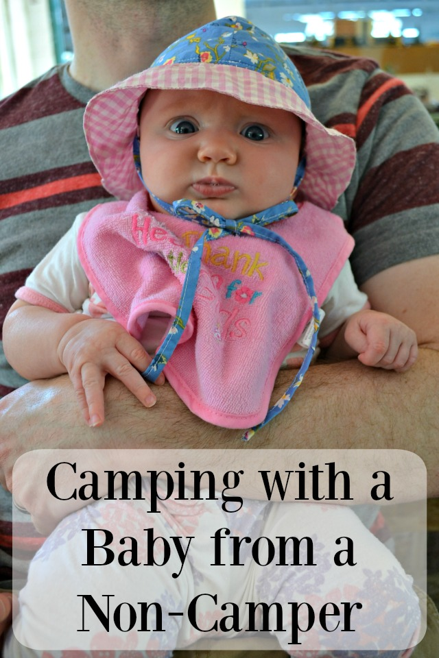 Camping with a Baby from a Non-Camper