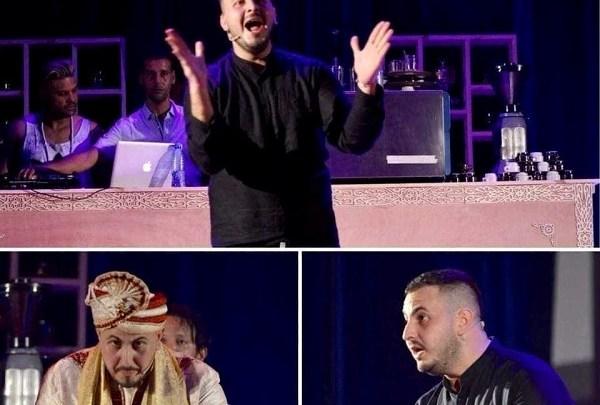"""علاء بن حدو: """"شرف لي أنني فنان كوميدي..وإضحاك الناس أكبر هدية في حياتي"""""""