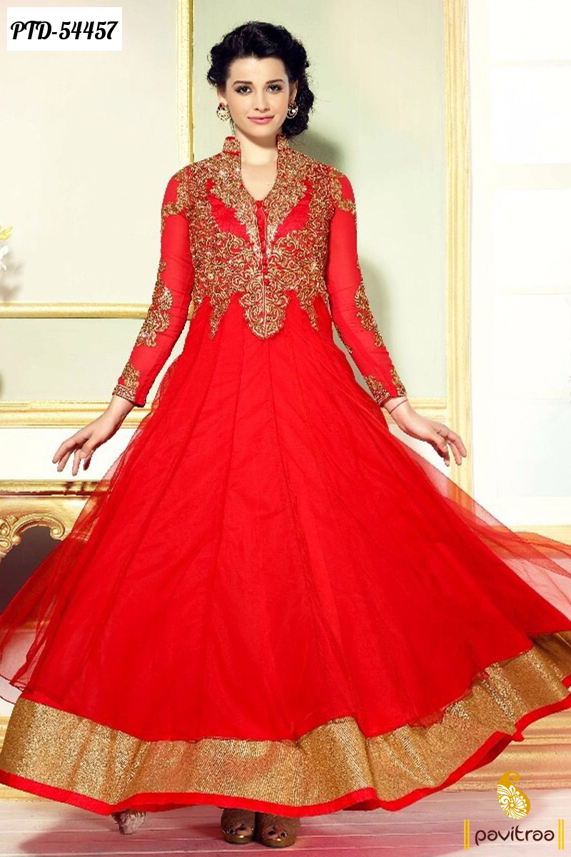 Girls latest fashion trends gallery top 10 fashion indian for Indian wedding dresses online india