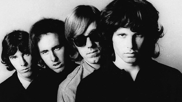 The Doors. One of the most famous photos of the band