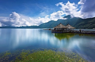 Foto Tempat Wisata Danau Kintamani Bali