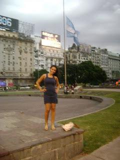 Avenida 9 de Julho Buenos Aires