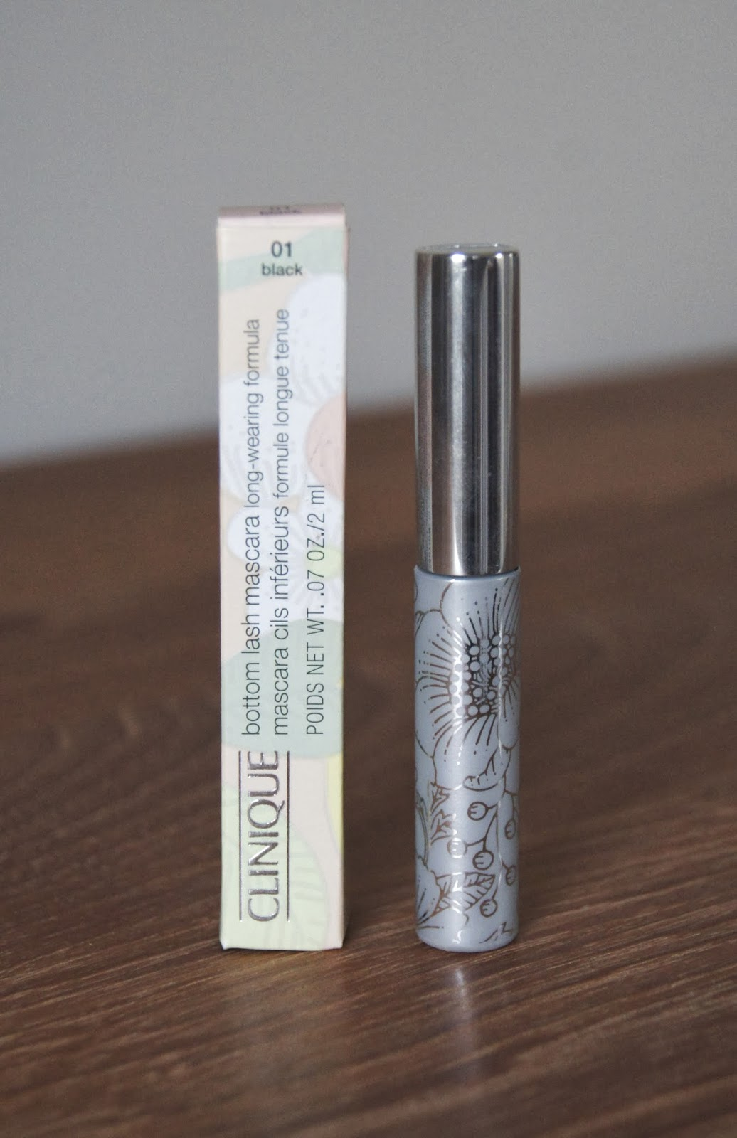 clinique bottom lash mascara review