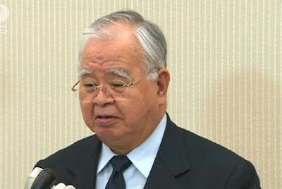 経団連のモラルのない会長、米倉弘昌。 日本人に遺伝子組み換え作物を押し... あなたの身体を破壊