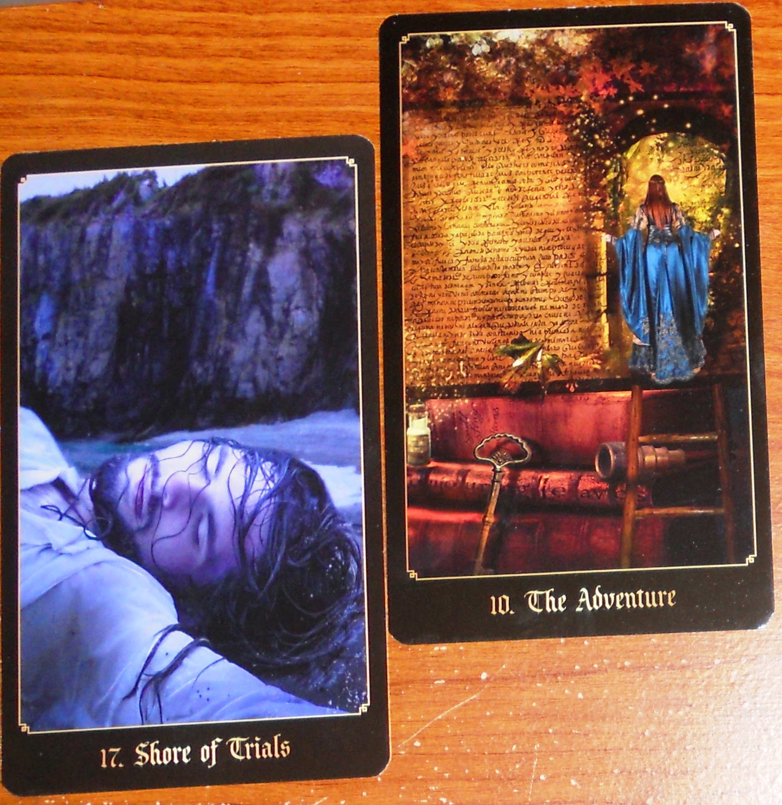 Tarot Guidance - Cher Green: Review: The Chronicles of