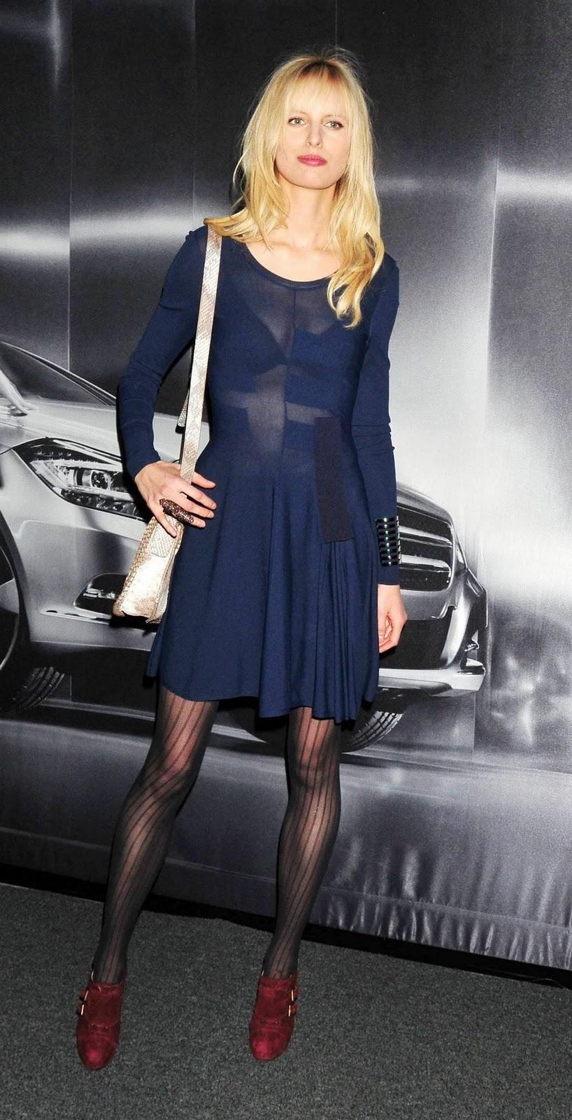 Karolina Kurkova (Mercedes-Benz NY FW 2011) - Models