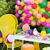 30 ideias para festa tema Tutti Frutti!