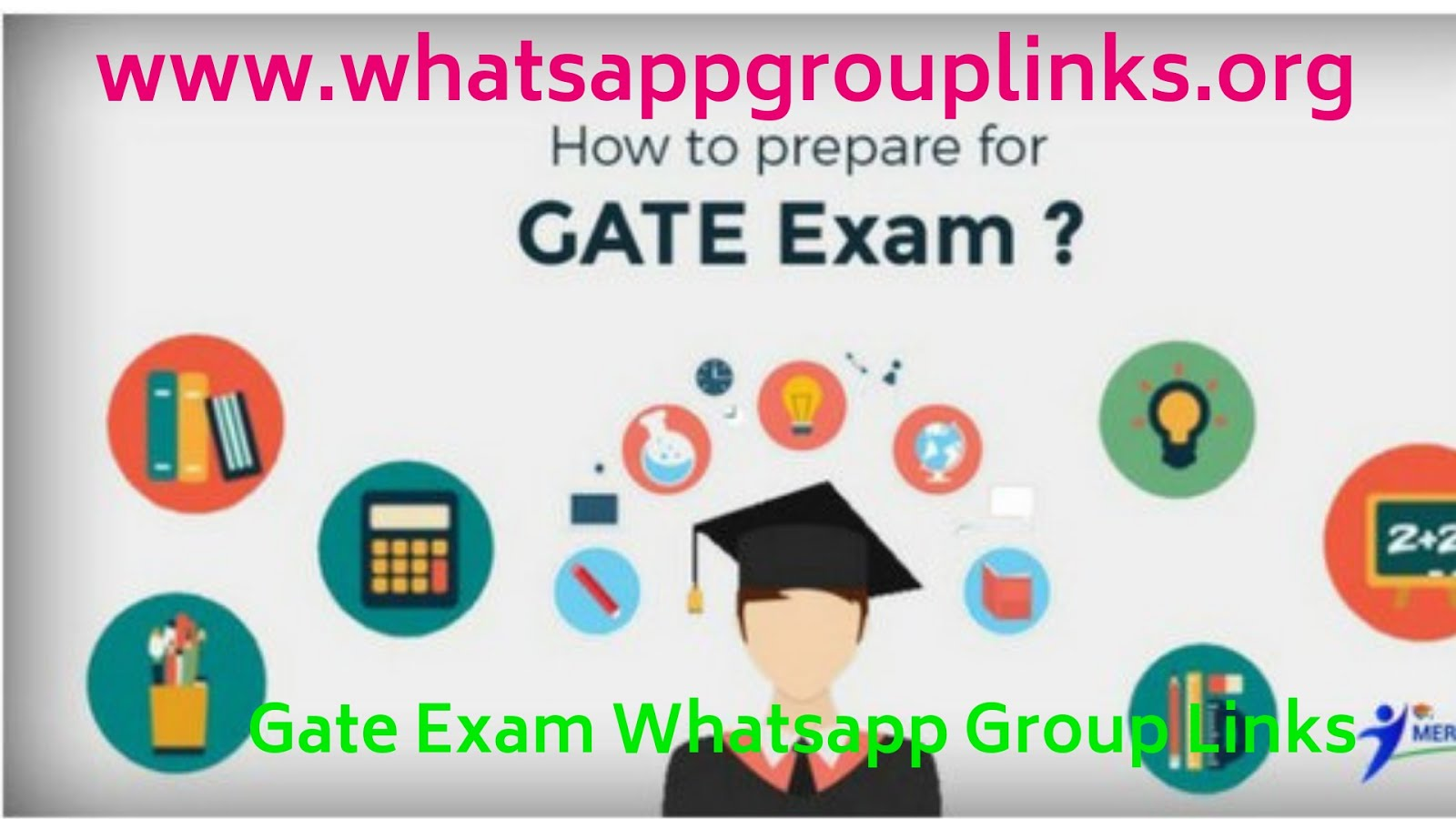 Join Gate Exam Whatsapp Group Links List - Whatsapp Group Links