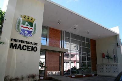 Prefeitura de Maceió, em Alagoas