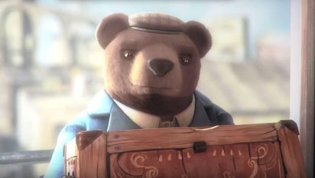 """Mira el corto animado ganador del Oscar """"Historia de un Oso"""""""
