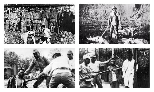 Военные преступления Японии 30-40-х годов XX века