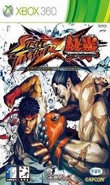 160292 front - Street Fighter X Tekken + DLC (XBOX360) JTAG-RGH