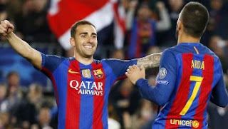 Barcelona vs Hercules 7-0 Video Gol & Highlights