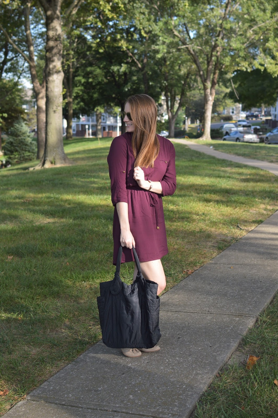 cute outfits to wear to work in the fall | what to wear to work this fall | look cute for work | a memory of us