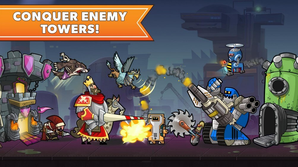 [FREE] Download Tower Conquest for Android