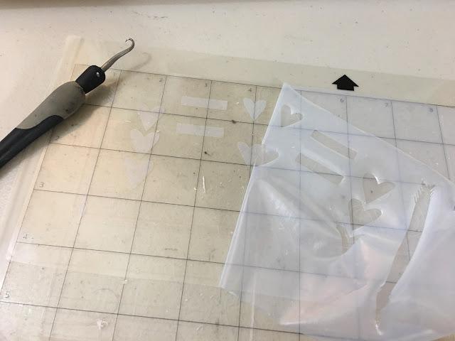 silhouette cameo cut settings adhesive foil sheets