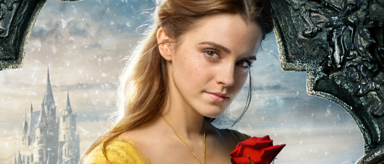 Emma Watson as Disney's Belle